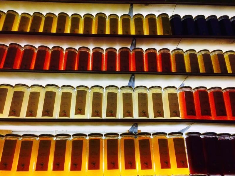 1001 bulles au salon de la patisserie et de la gourmandise - marseille